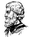 Первый греческий философ.